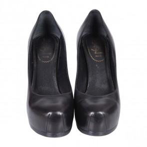 Yves Saint Laurent Black Heels