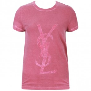 Yves Saint Laurent Pink Shirt