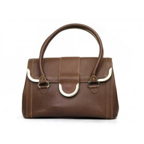 Aigner Brown Shoulder Bag