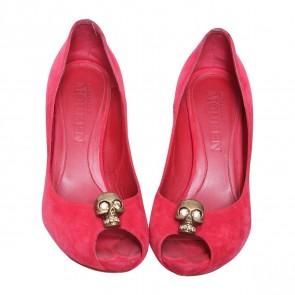 Alexander McQueen Red Heels