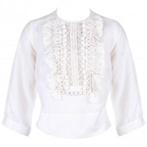 Chloe White Shirt