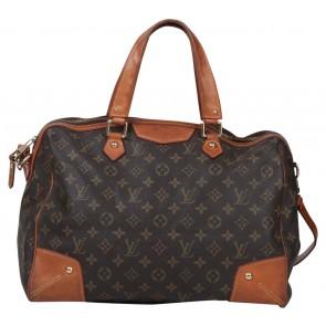 Louis Vuitton Brown Handbag
