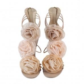 Giuseppe Zanotti Cream Sandals
