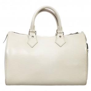 Louis Vuitton Cream Tote Bag