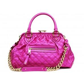 Marc Jacobs Pink Stam Shoulder Bag