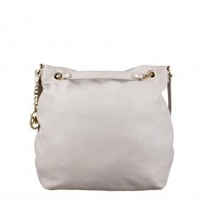 Michael Kors White Hobo Bag