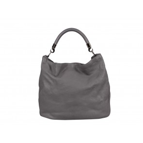 Yves Saint Laurent Dark Grey Sac Y Now Hobo Shoulder Bag