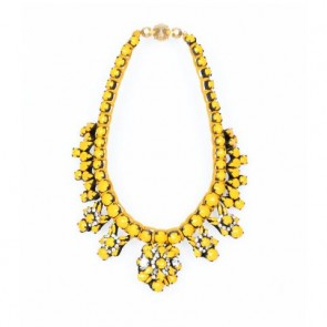 Shourouk Yellow Jewellery