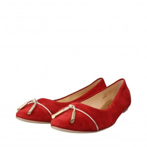 Tod´s Red Flats