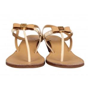Tory Burch Beige Sandals