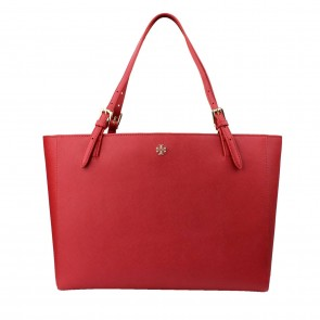 Tory Burch York Buckle Kir Royale Tote Bag