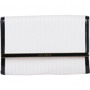 Ted Baker Black And White Clutch