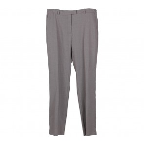 Zara Grey Patterned Pants