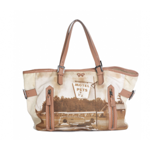 Anya Hindmarch 'Motel for Pets' Tote Bag