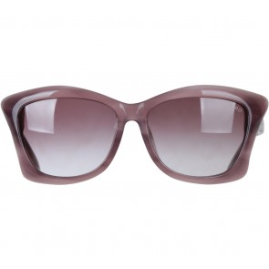 Tom Ford Purple And Purple Sunglasses