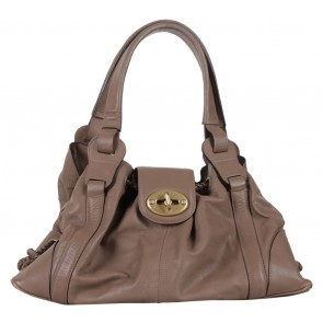 Mulberry Brown Agyness Handbag