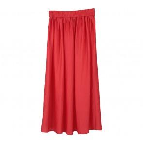 Mango Red Skirt