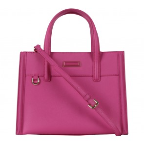 Charles and Keith Pink Satchel