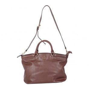 Kate Spade Brown Satchel