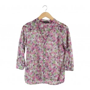 Per Una Multi Colour Blouse