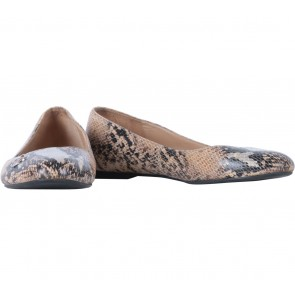 Armani Jeans Multi Colour Animal Print Flats