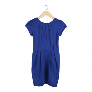 Bebe Blue Mini Dress