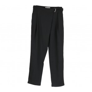Yeanzijun Black Pants