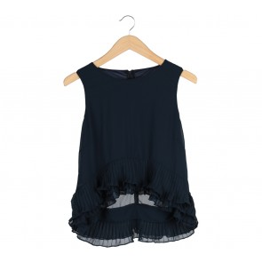 Motley Chic Dark Blue Sleeveless