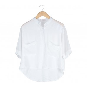 Lawyer White Blouse