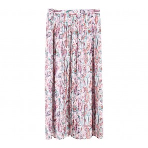 Cotton On Multi Colour Patterned Pleated Skirt
