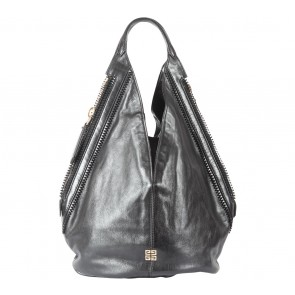 Givenchy Black Tinhan Small Handbag