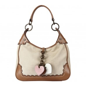 Luella Brown Shoulder Bag