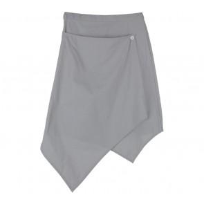 ATS The Label Grey Layered Skirt