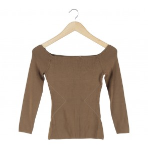 H&M Bronze Blouse