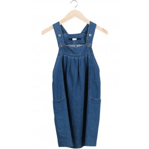 Blue Overall Jeans
