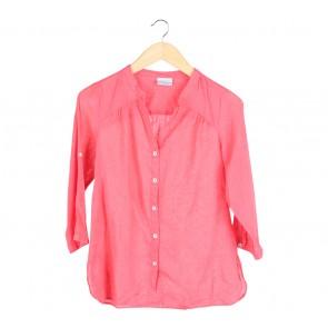 Columbia Pink Shirt