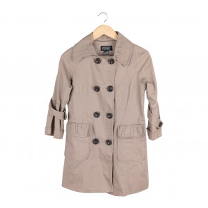 Gianfranco Ferre Brown Coat