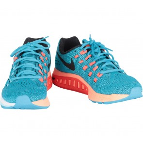 Nike Blue Air Zoom Structure 19 Sneakers