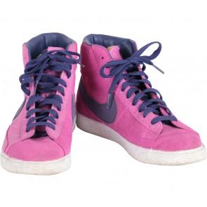Nike Purple Blazer Mid Vintage Sneakers