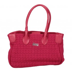 DOWA Red Handbag
