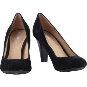 Geox Black Heels