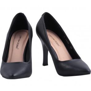 Prima Classe Black Heels
