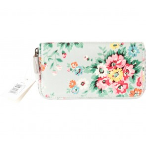 Cath Kidston Grey Floral Wallet