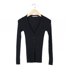 Stradivarius Black Cardigan