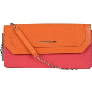 Charles and Keith Multi Colour Clutch