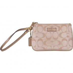 Coach Multi Colour Pouch