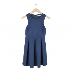 Love, Bonito Blue Mini Dress