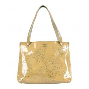 Chanel Mustard Handbag