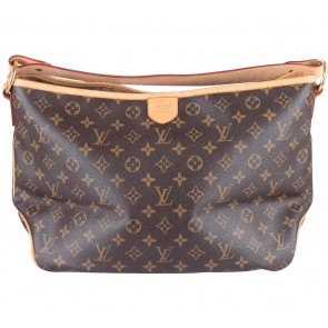 Louis Vuitton Brown Delightful PM Monogram Shoulder Bag