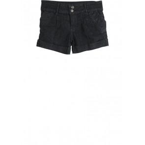 Magnolia Black Short Pants